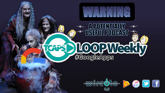 tcapsloop weekly podcast