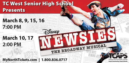 West Senior High Newsies