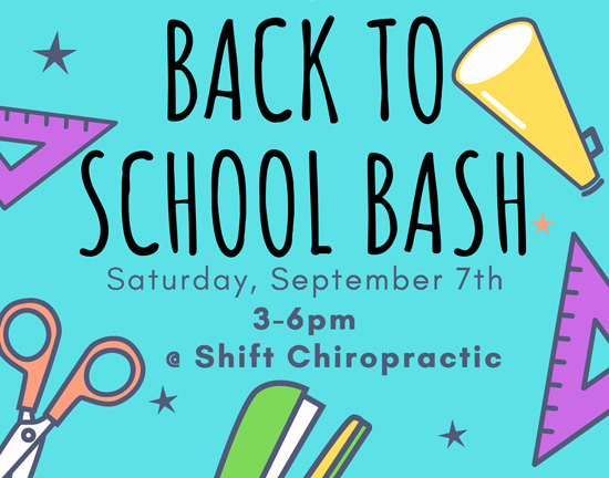 Shift Back-to-School Bash