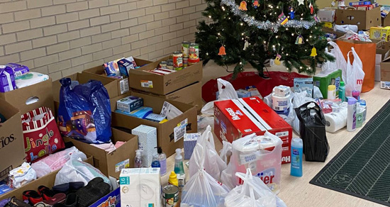 Willow Hill 5 Days of Giving