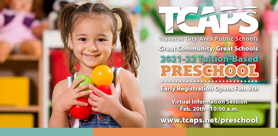 Preschool Early Registration