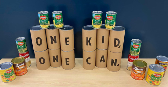 One Can One Kid