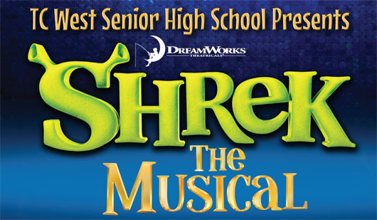 Shrek The Musical Graphic
